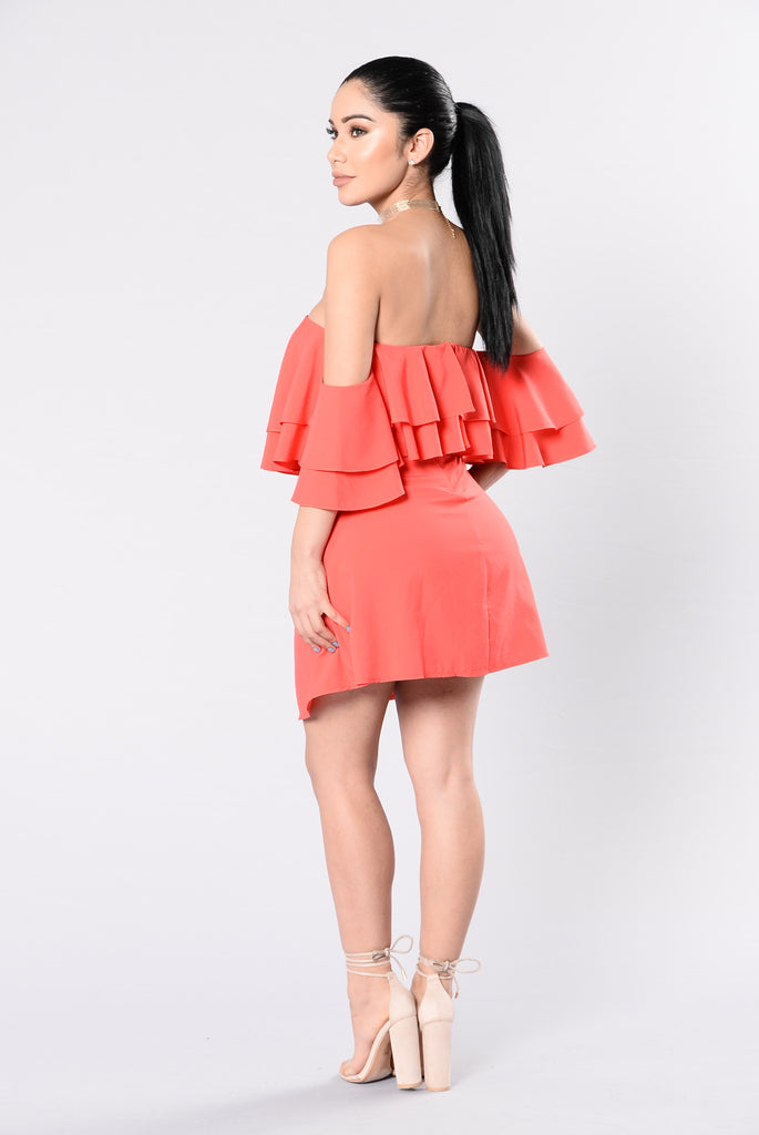Killer Queen Dress - Red