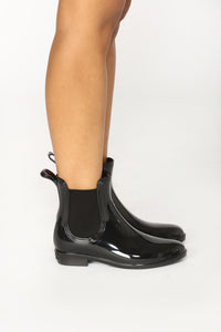 Raindance Rubber Boots - Black