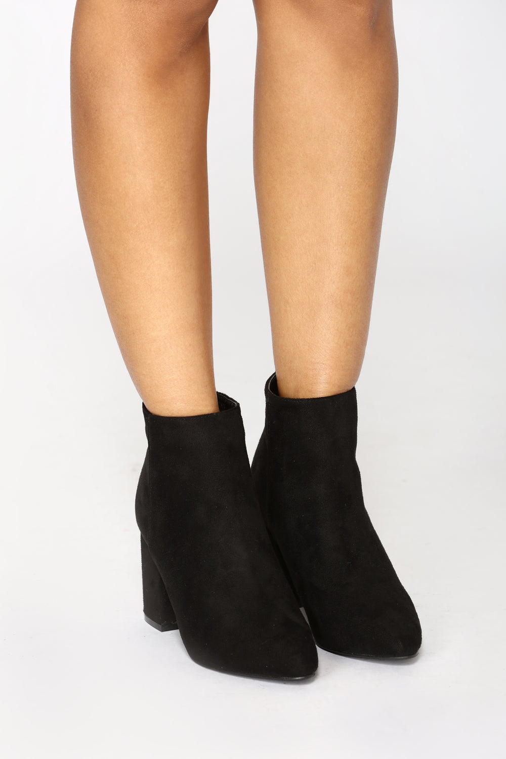 Fallin For You Bootie - Black