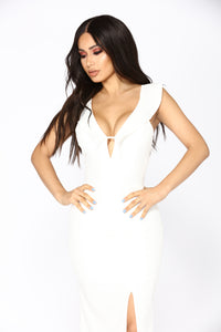 Appeal Maxi Dress - Ivory