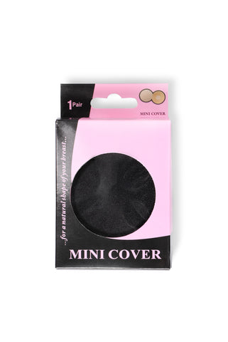 Little Big Secret Breast Petals - Black