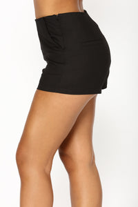 You Got It Shorts - Black