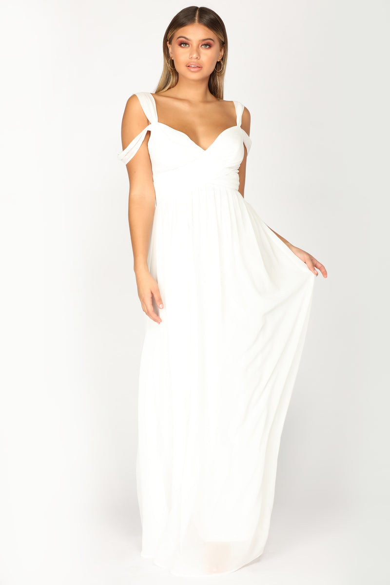 Maxi dresses honorable intentions dress ivory ombrellifo Choice Image