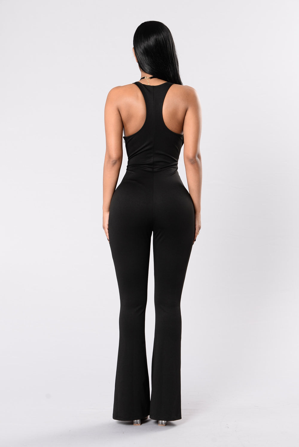 In My Mode Jumpsuit - Black