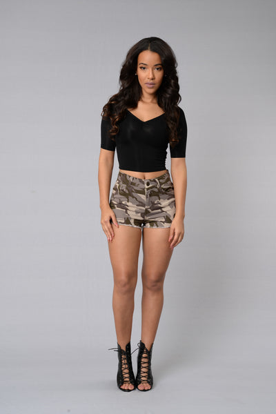 Warfare Shorts - Camo