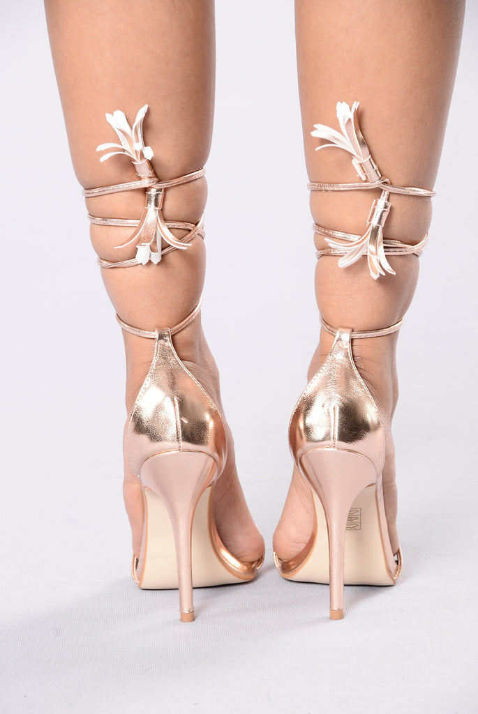 Imaginative Heel - Rose Gold