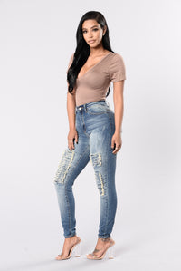 Revolution Jeans - Medium Blue