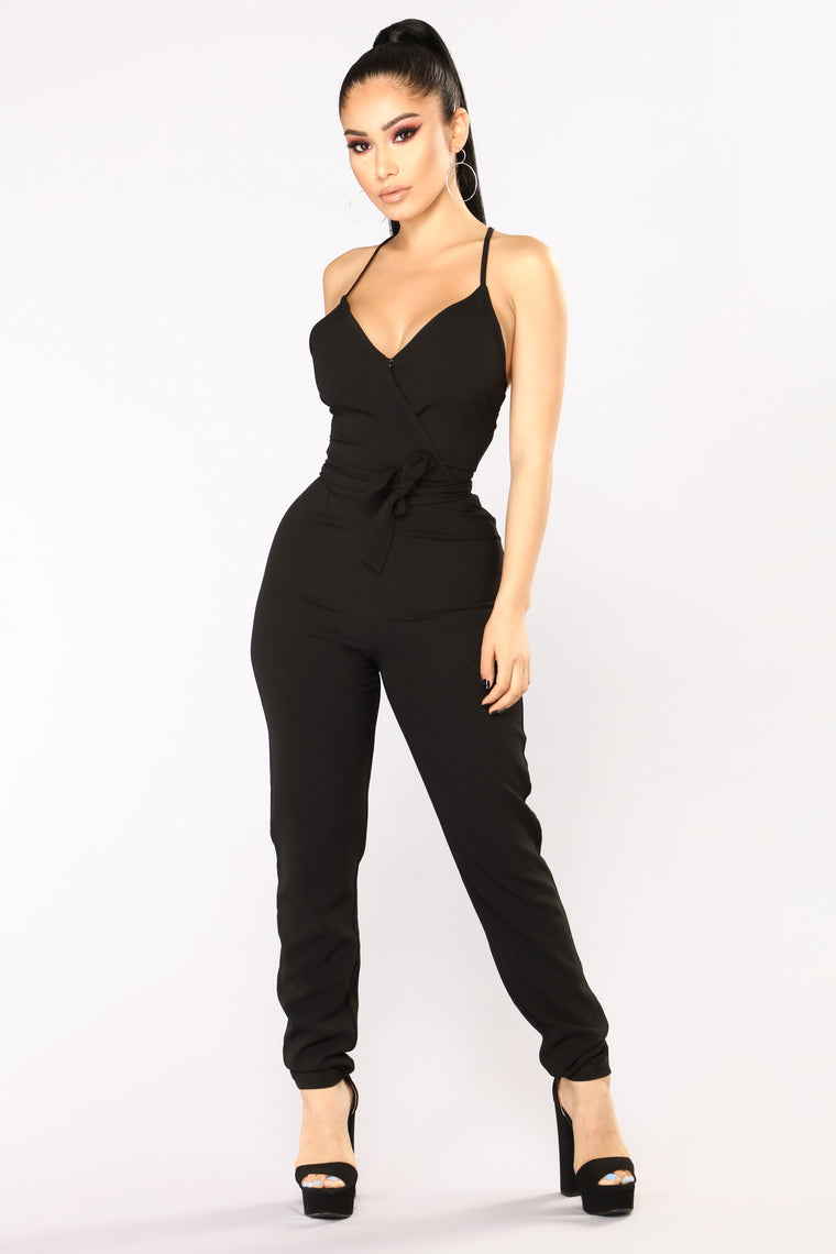 Jada Jumpsuit - Black