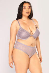 Night Prowl Mesh Set - Grey