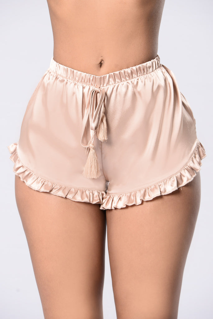 Pacifico Shorts - Gold