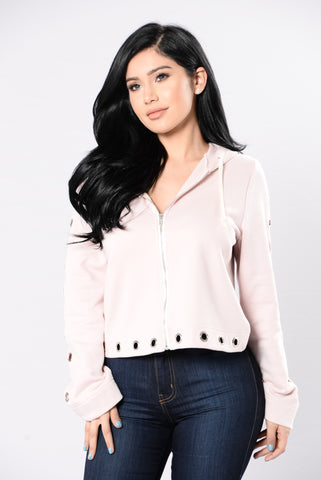 Traditional Lover Top - Fade Pink
