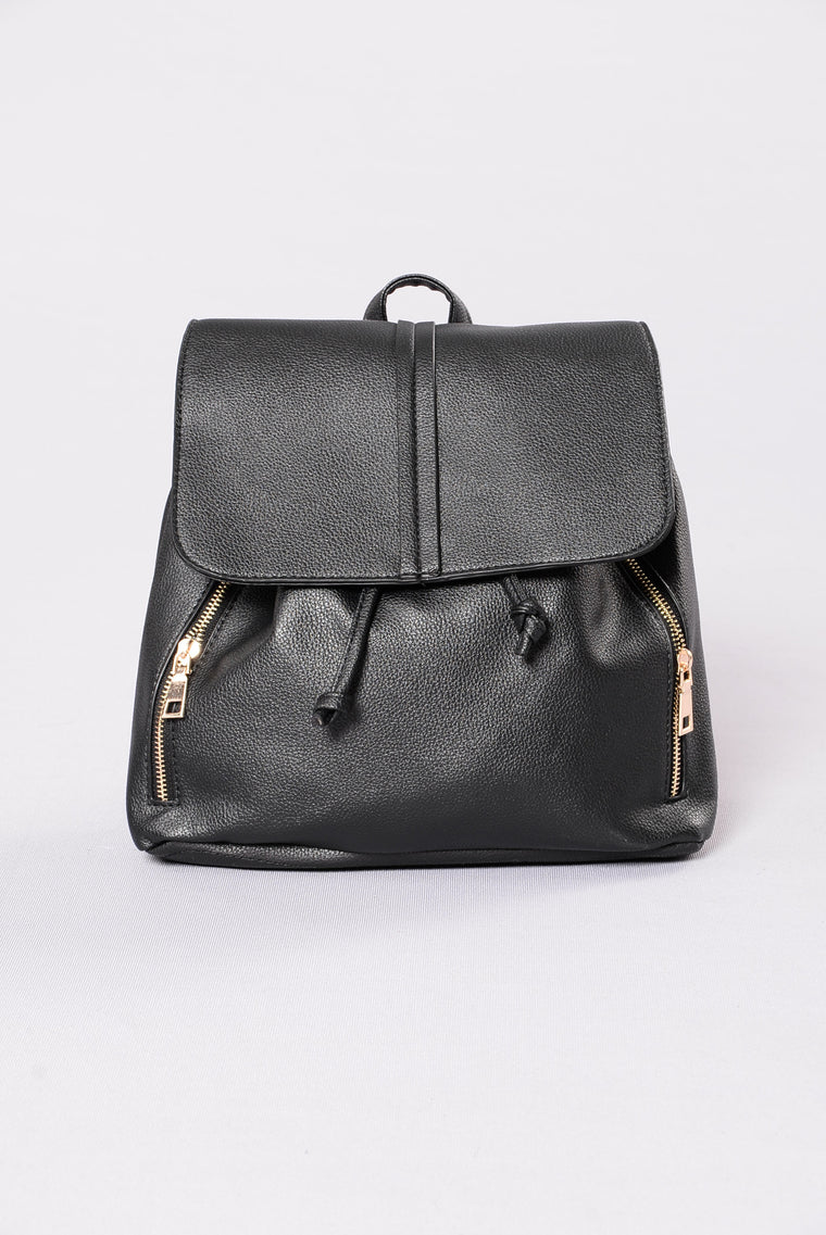 Off Duty Backpack - Black