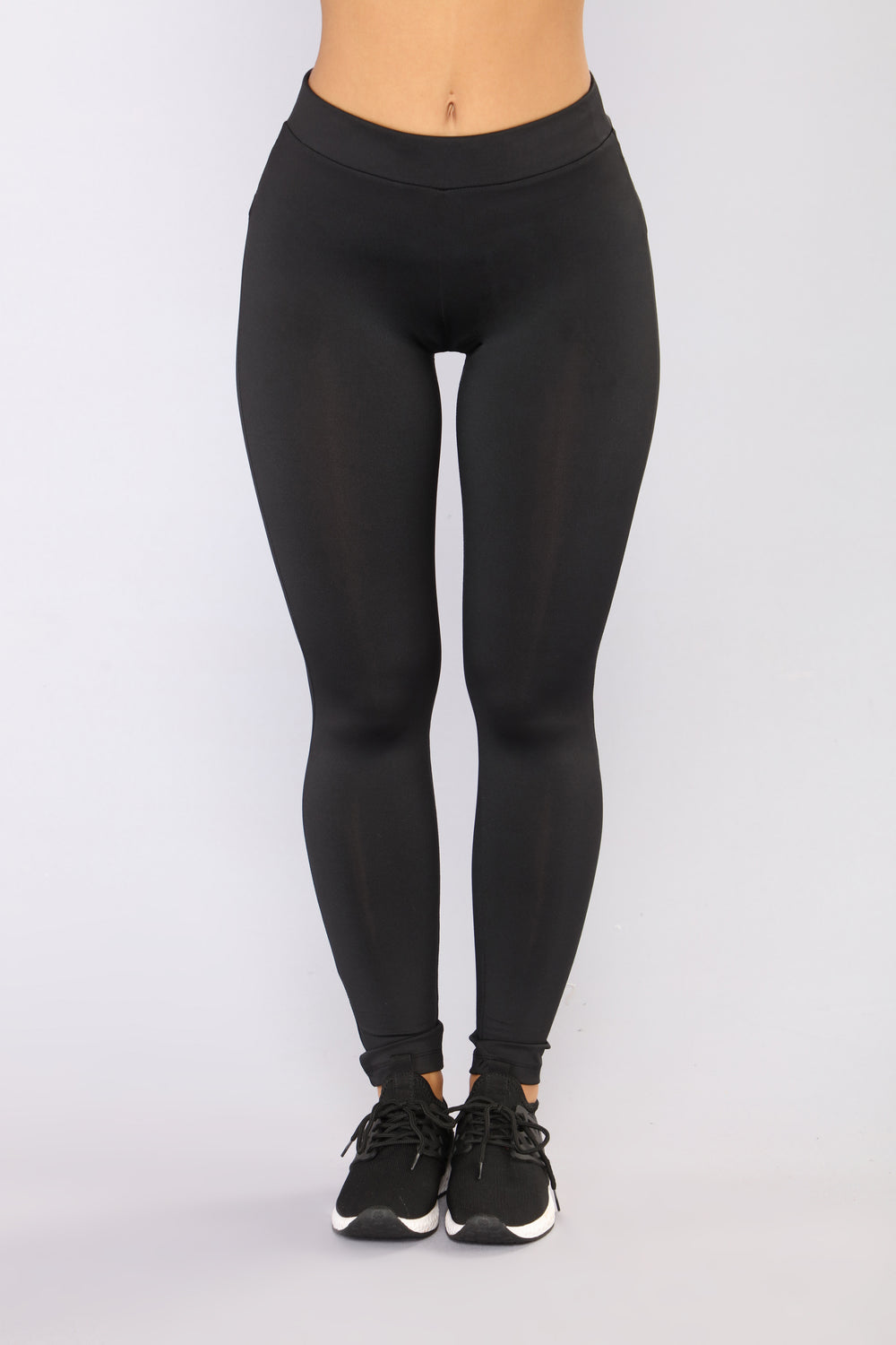 Bounce It Booty Shaping Active Leggings - Black