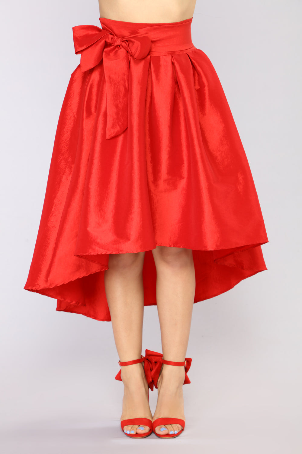 Hold Onto Me Skirt - Red