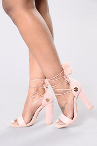 Perfect Illusion Heel - Rust Pink