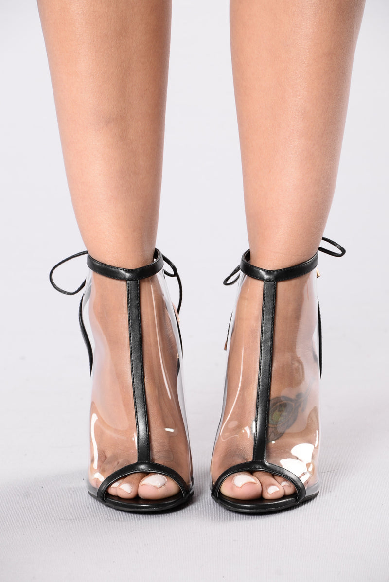 Belong To The City Heel - Black