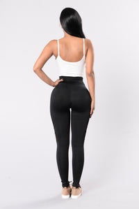 All To Myself Leggings - Black
