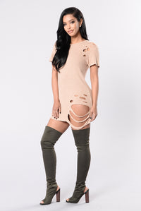 High Roller Tunic - Camel