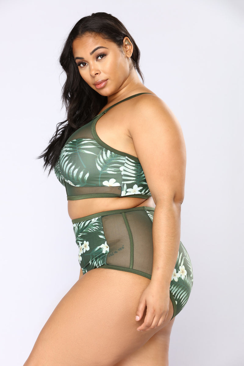 Fashion nova curve swimsuit haul