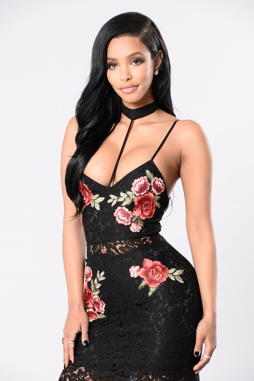Dulce Amor Dress - Black
