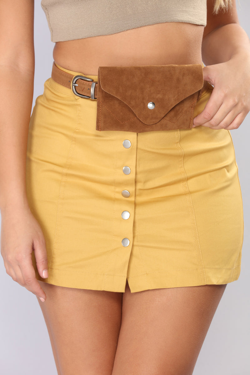 Katy Fanny Pack - Brown