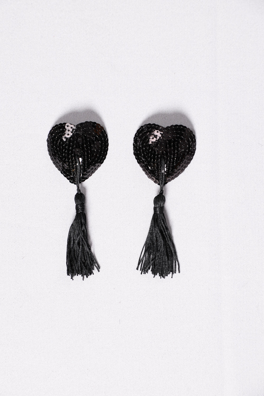 Toss The Tassel Pasties - Black