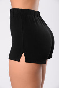 Boot That Bass Shorts - Black