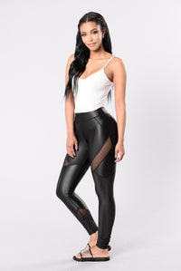Meditation Leggings - Black