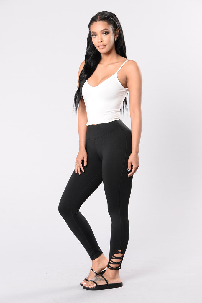 Asanas Leggings - Black