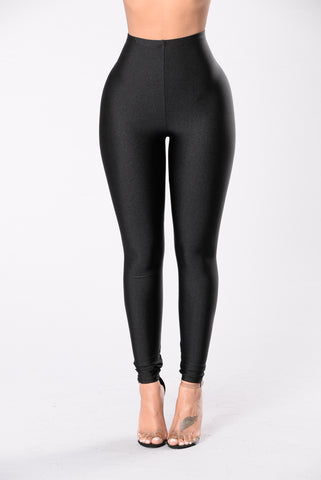 Silky Smooth Legging - Black
