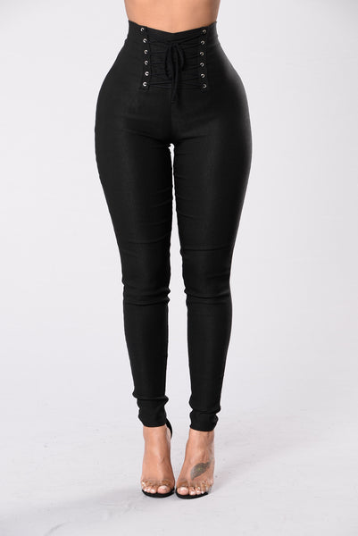 CeeJay Pants - Black