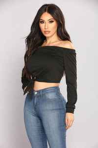 Nothing But Love II Top - Black