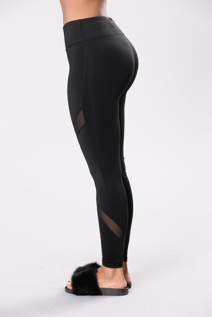 Savasana Leggings - Black