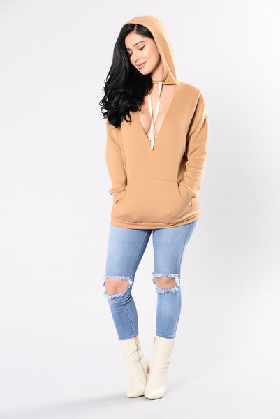 Tough Broad Tunic - Mustard