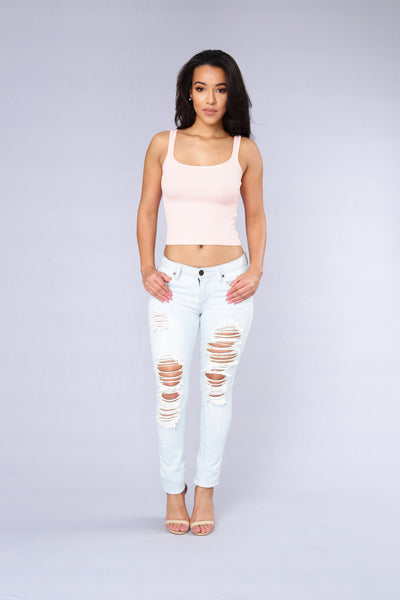 Road Block Jeans - Light