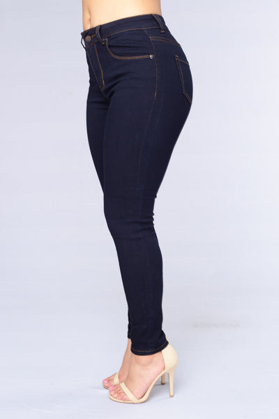 Total Request Jeans - Dark Blue