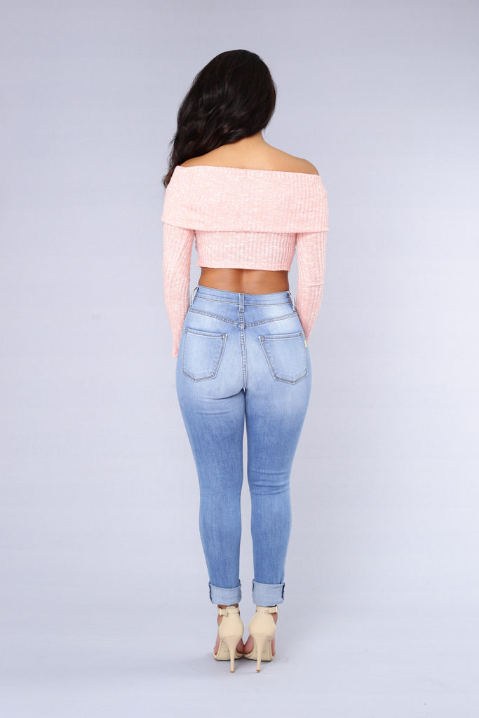 Grotto Top - Pink
