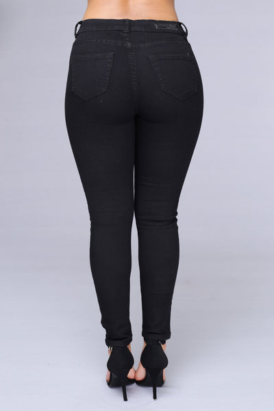 Total Request Jeans - Black