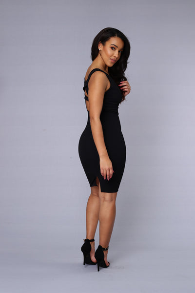 Estate Dress - Black