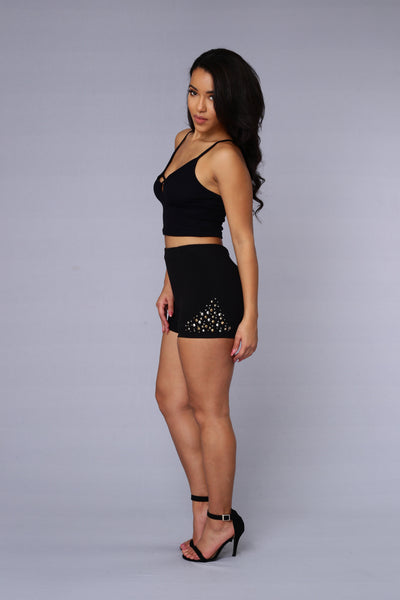 Mood Shorts - Black