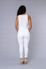 Swindle Bodysuit - Ivory