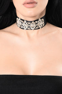 Angelica Choker - Black