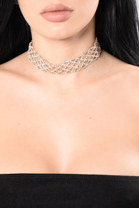 Evelyn Choker - Gold
