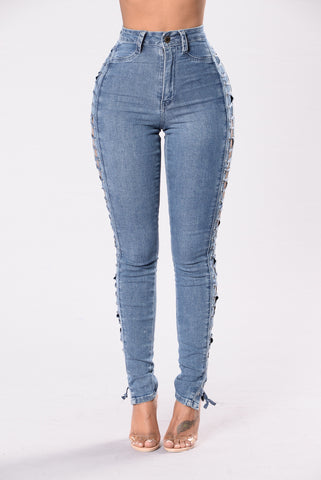 Bandit Jeans - Medium Blue