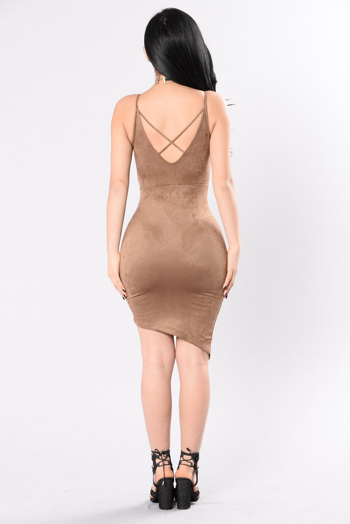 The Only Love Dress - Mocha