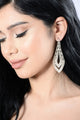 Shed A Tear Earrings - Gold