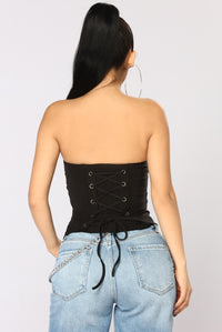 Aniya Top - Black
