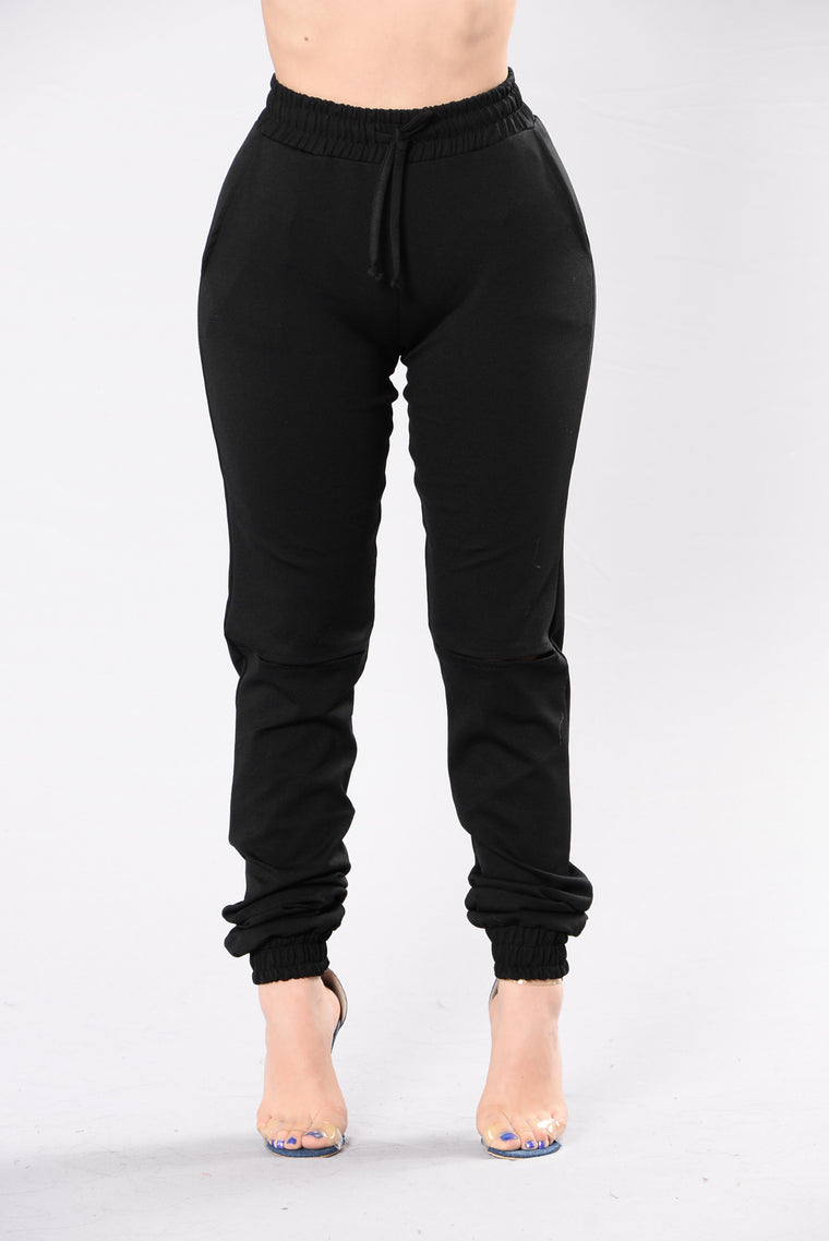 Vibrations Pants - Black