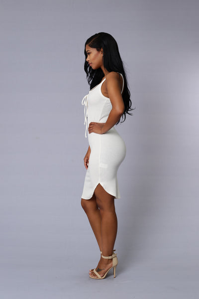 Dream On Dress - Ivory