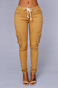 Field Trip Pants - Wheat
